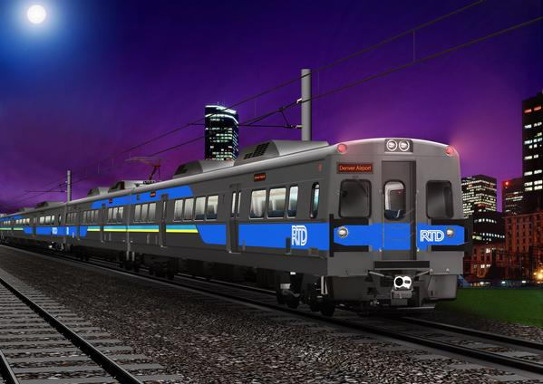June Meeting: RTD FasTracks Commuter Rail