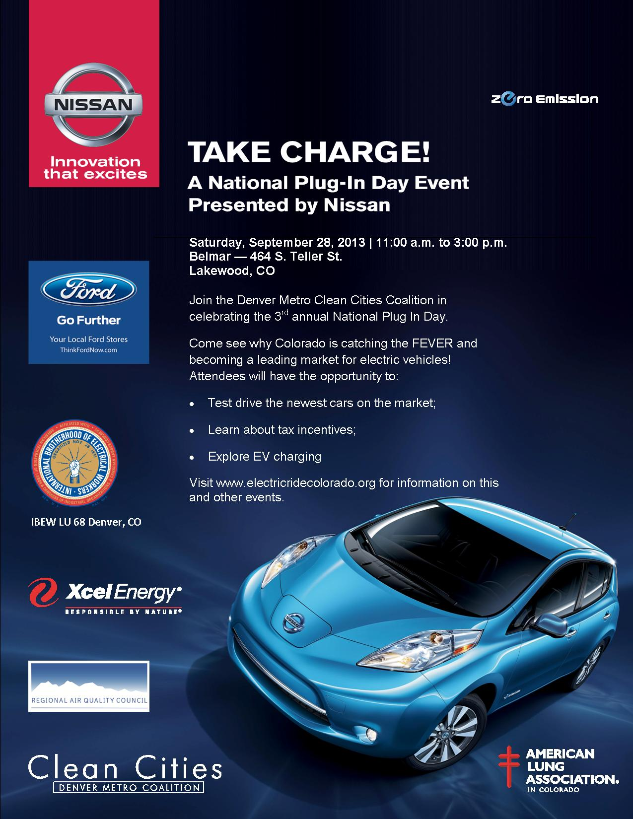 September Meeting: National Plug-In Day
