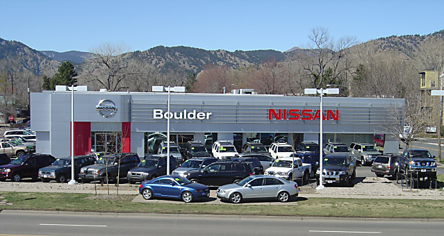 October Meeting: Boulder Nissan