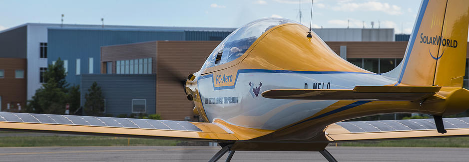 November Meeting: Aero Electric Aircraft