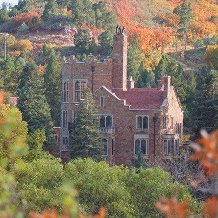 November Event: CSEVC Holiday Event at Glen Eyrie Castle