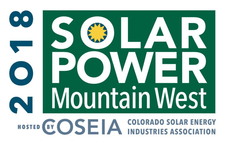 COSEIA Solar Power Mountain West Conference