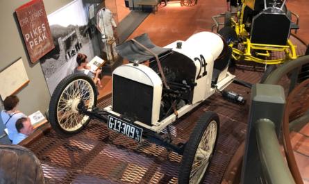 Penrose Museum Cars