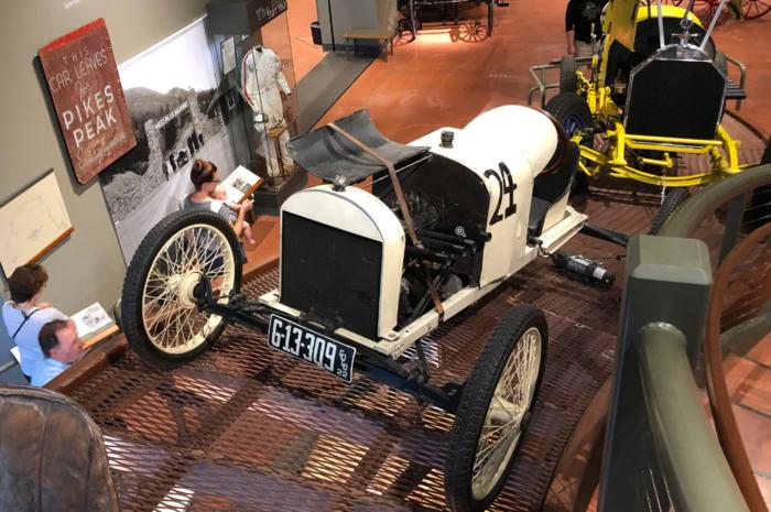 April 2020 Meeting: Penrose Heritage Museum