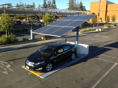 April 2021 – Solar and EVs: A Powerful Combination